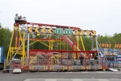 Crash test achtbaan Hendriks LQ