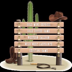 Wild-West-wijzer